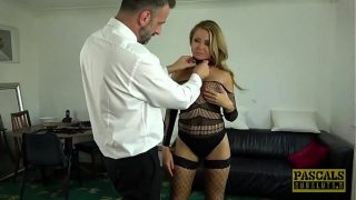 French Mature Joanna Bujoli ass destroyed