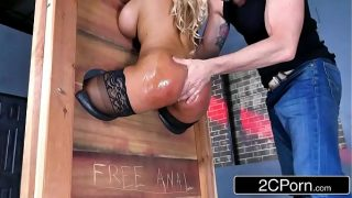 Hot Latina MILF Bridgette B Offers Free Anal to Any Guy Who Is Man Enough