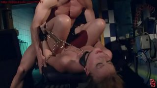 Hunting a slave in the city. The most beautiful puppy Caterina Cox. BDSM movie. Hardcore bondage sex and humiliation.