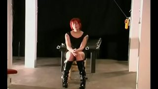 Older stands with her big pointer sisters stranded during hot xxx bdsm