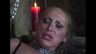 Sadistic and rough sex domination. Extreme. Mandy Bright.